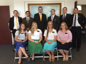 august 2015 missionaries