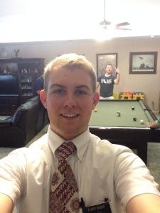 October 2015 selfie
